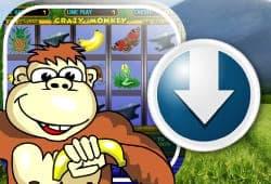 крези манки игровые автоматы скачать